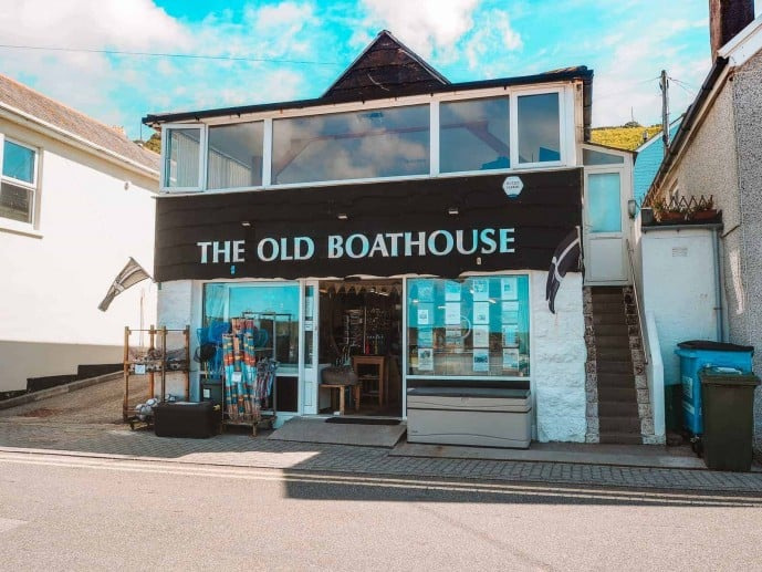 Things to do in sennen Cornwall | The Old Boat House Sennen