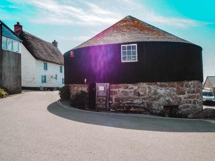 Roundhouse Capstan Gallery Sennen