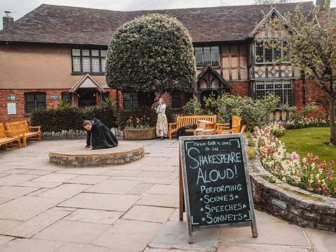 shakespeare places stratford upon avon