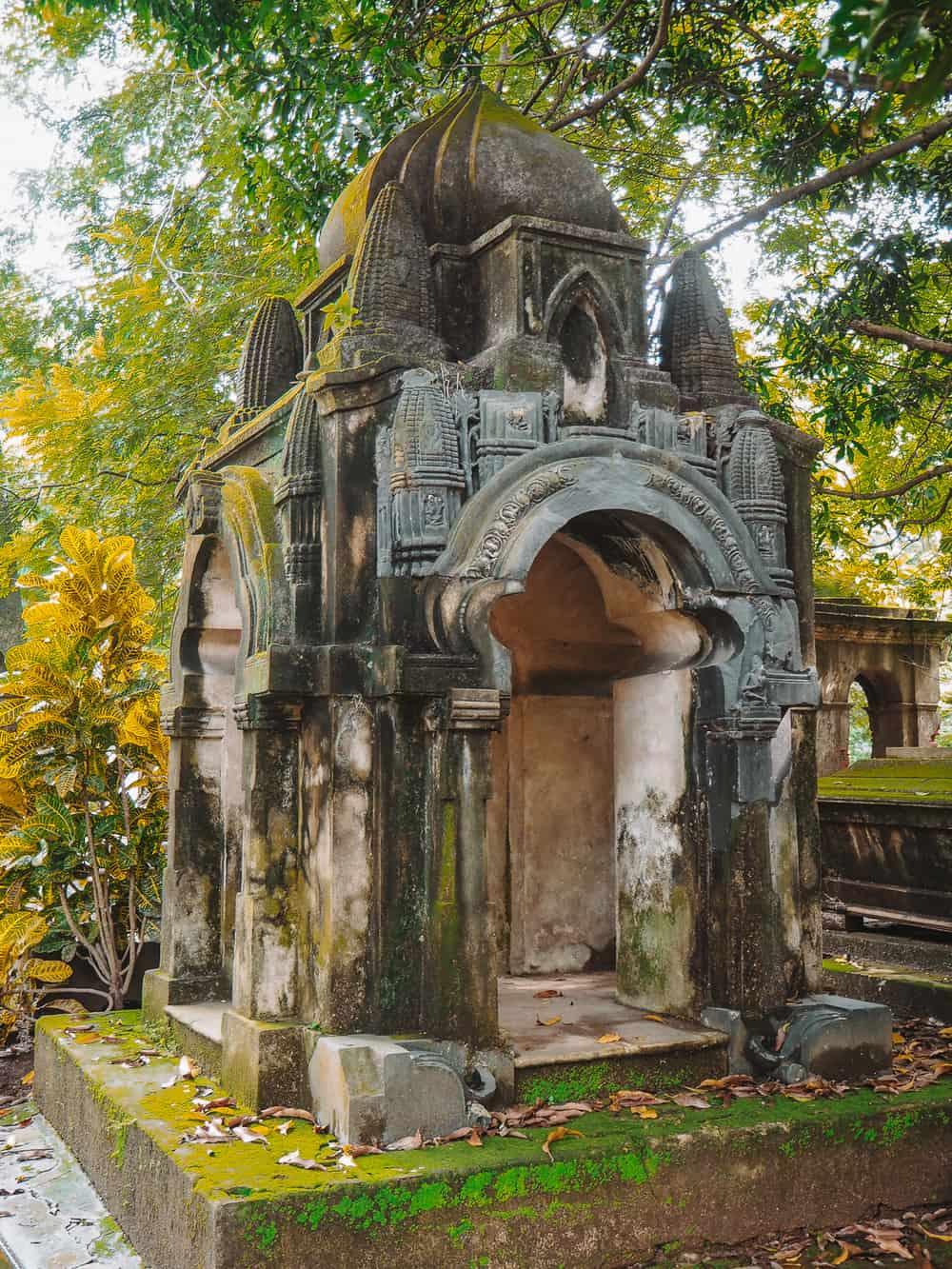 Charles Hindoo Stuart's Tomb