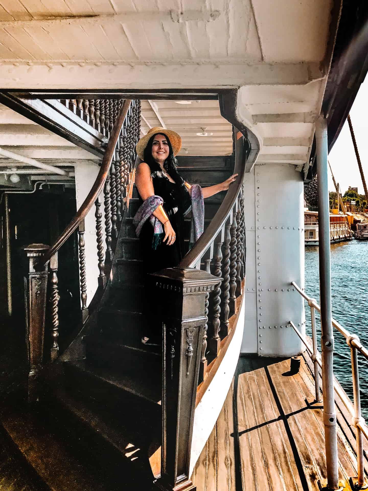 agatha christie nile cruise steam ship sudan death on the nile