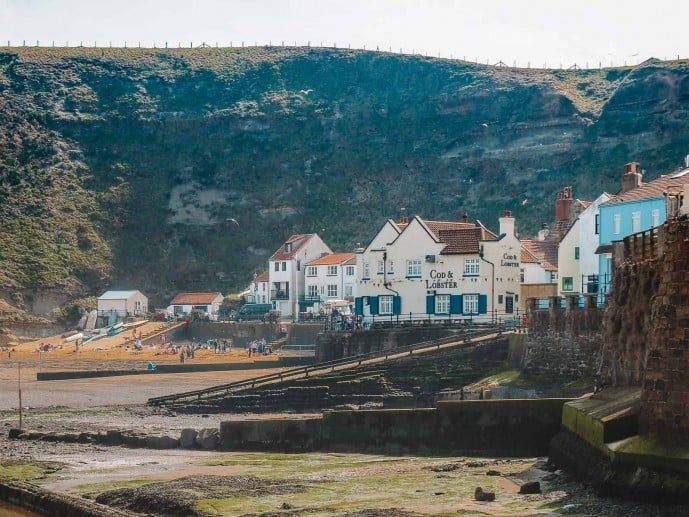 The Cod & Lobster Staithes