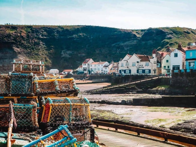 Old Jack's Boat Staithes