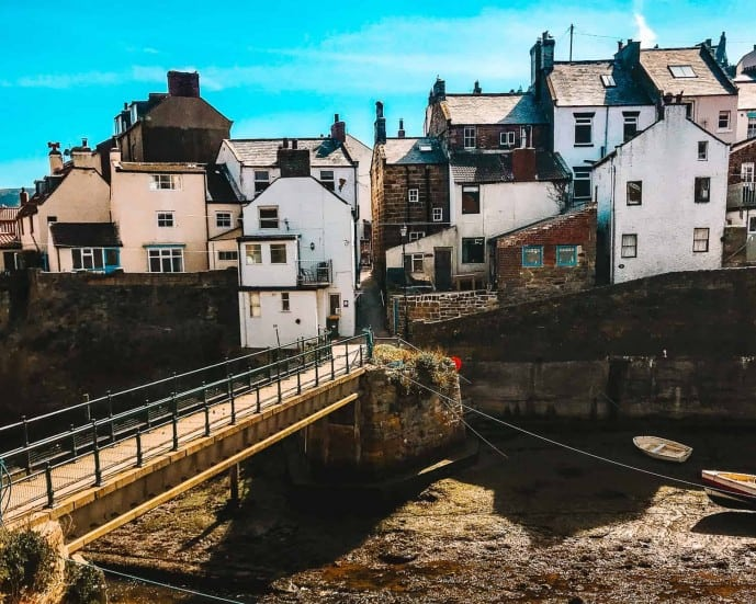 Things to do in Staithes Yorkshire