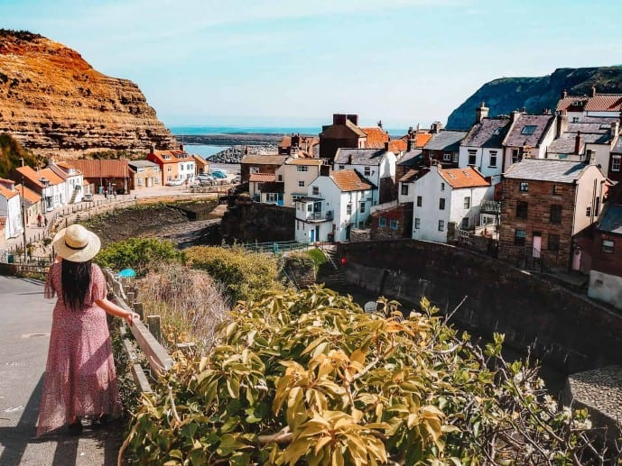 Things to do in Staithes in Yorkshire
