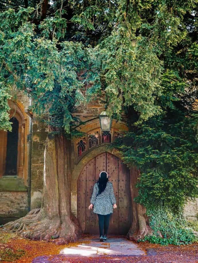 Hobbit Door Cotswolds