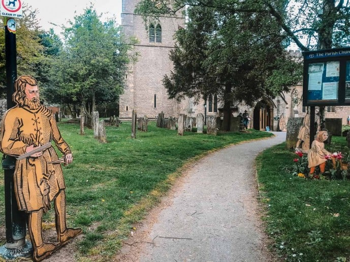 St Marys Church Edwinstowe