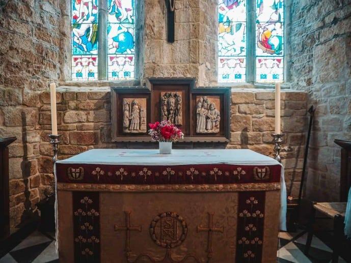 St Michaels Mount Church