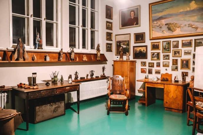 Antanas Žmuidzinavičius Studio