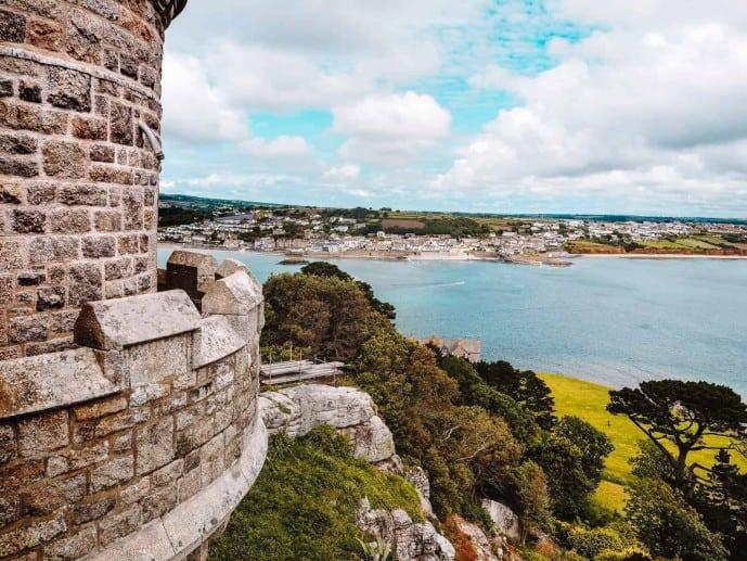 St Michaels Mount Castle