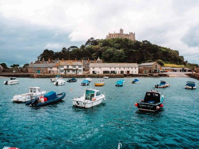 St Michaels Mount Harbour