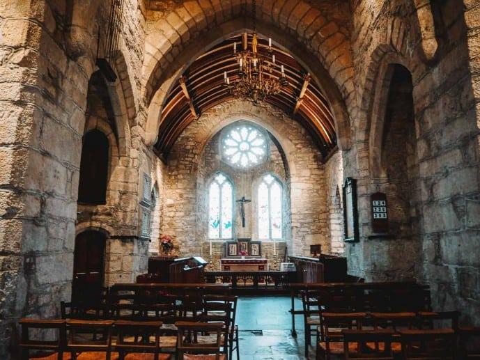 St Michaels Mount Chapel