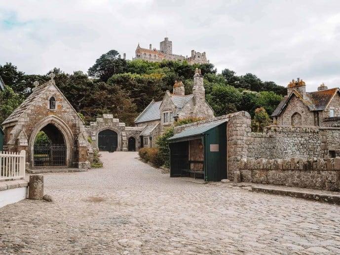 St Michael's Mount Village