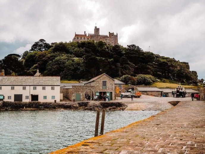 St Michael's Mount Harbour
