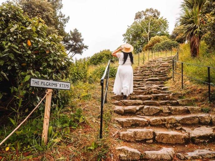 Pilgrim Way St Michaels Mount