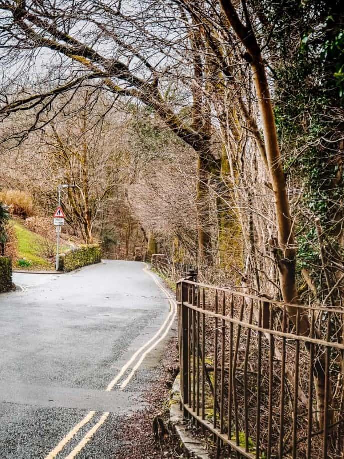 Stock Ghyll Lane, Ambleside