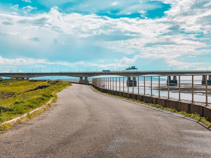 Severn beach walk