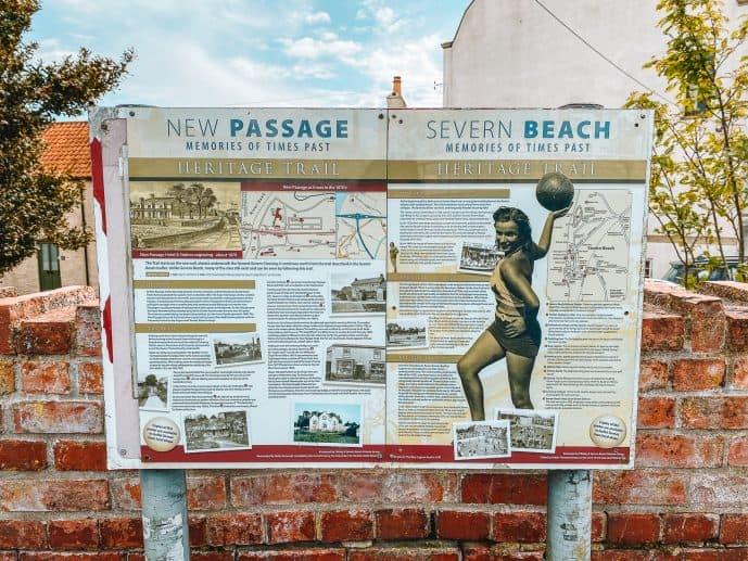 Severn Beach heritage trails