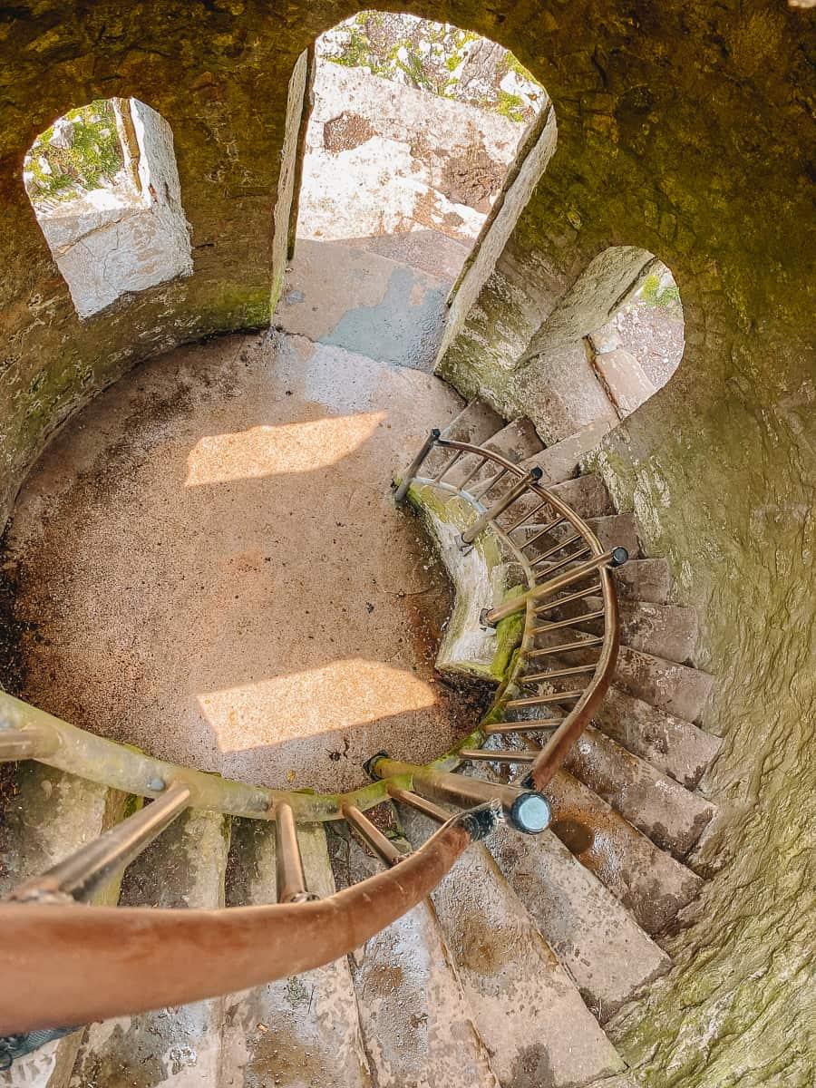 Inside Solomons Temple Buxton