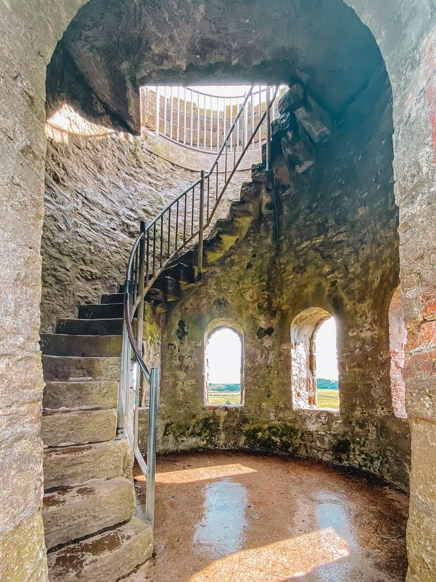 Inside Solomon's Temple Buxton