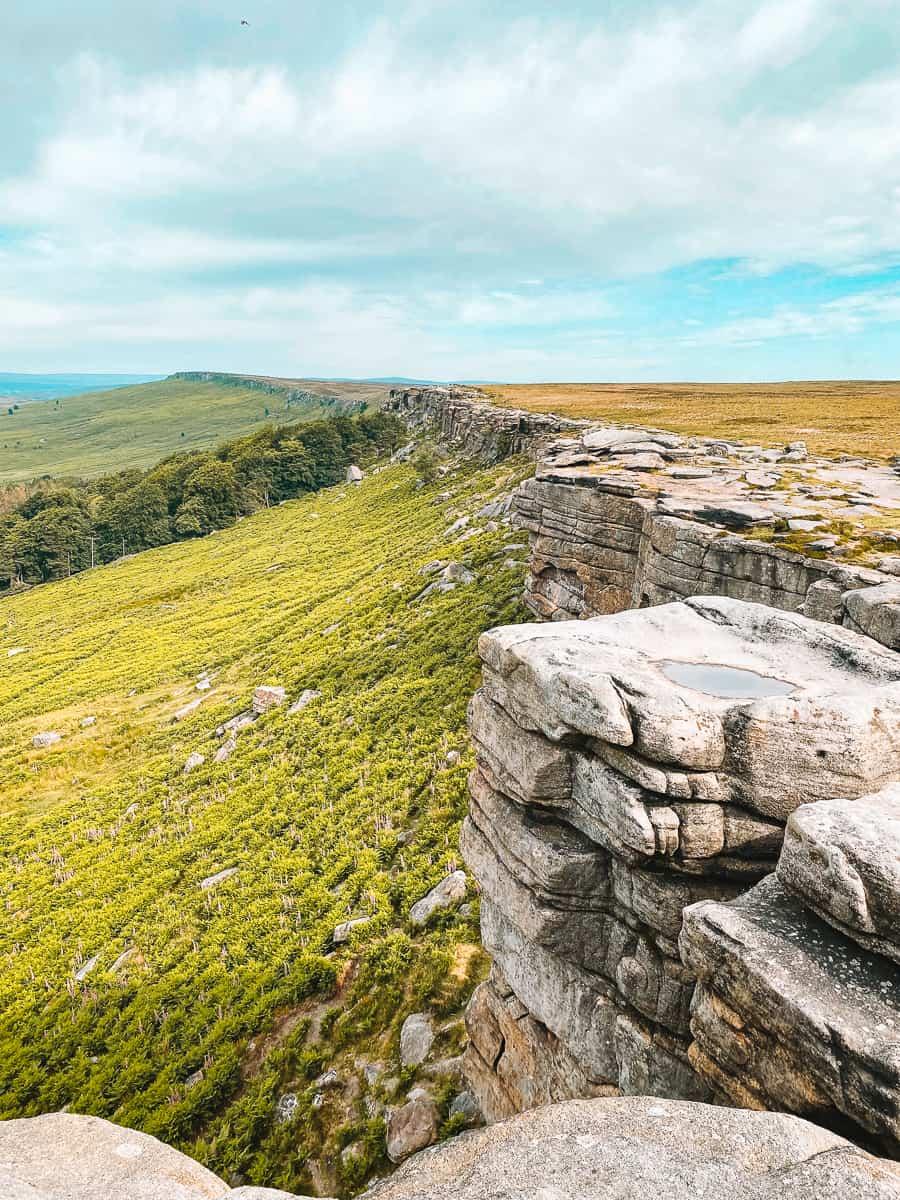 Stanage Edge Peak District