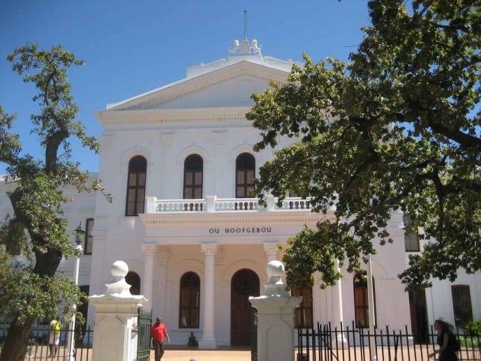 Stellenbosch University Outlander