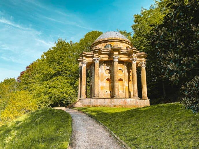 Temple of Apollo Stourhead