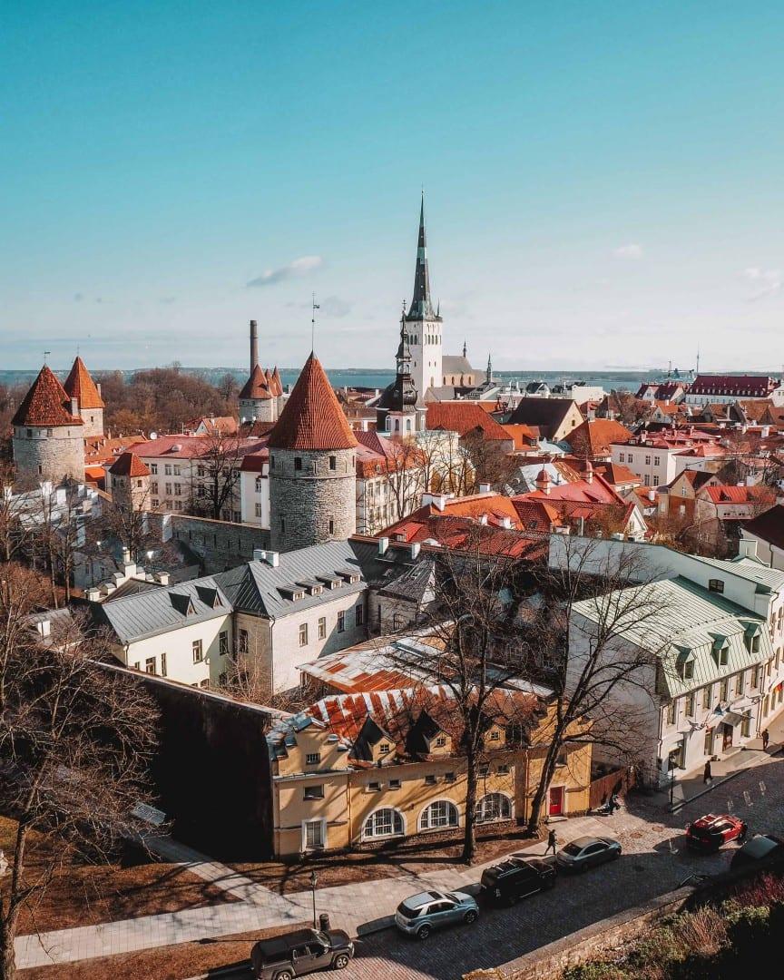 Tallinn viewpoints