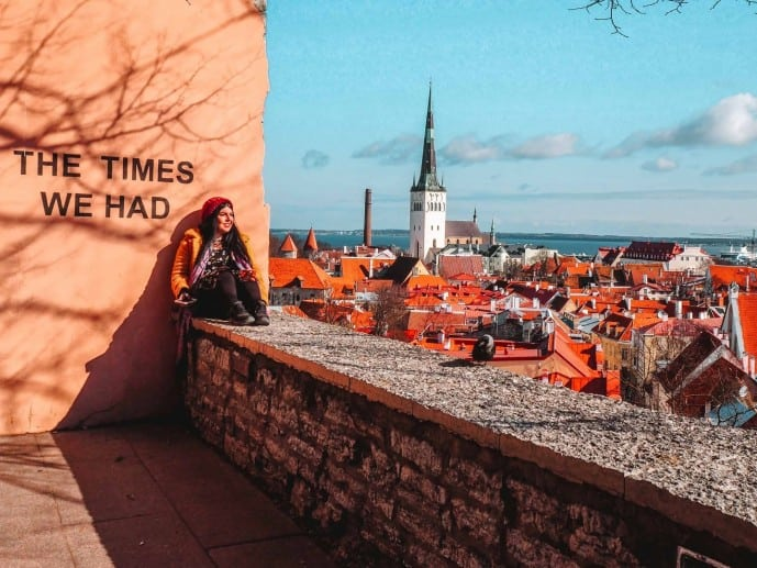 Tallinn Instagram spots