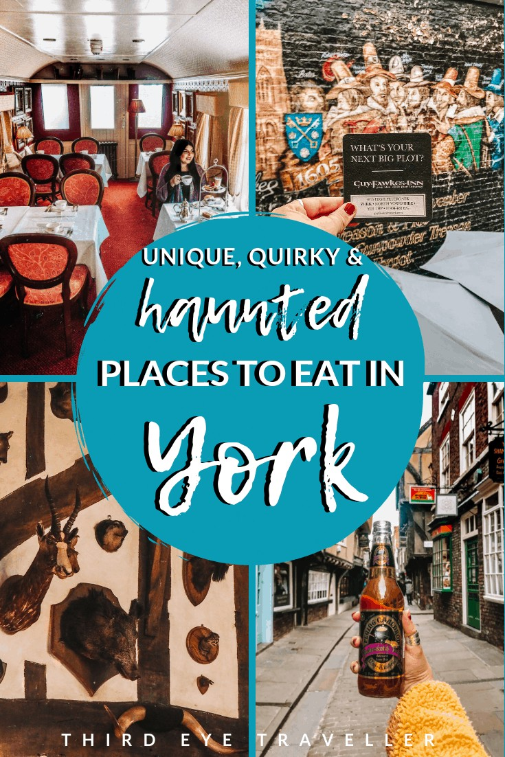 places to eat in york