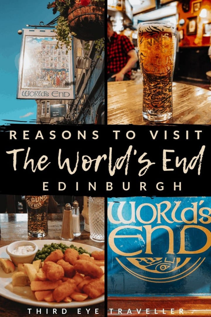 The World's End Edinburgh Outlander