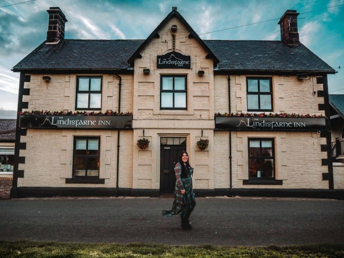 The Lindisfarne Inn Northumberland