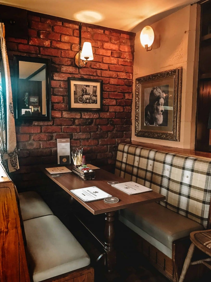 the lindisfarne inn
