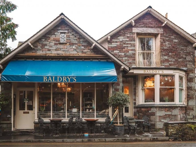 Baldrys Tea Shop Grasmere