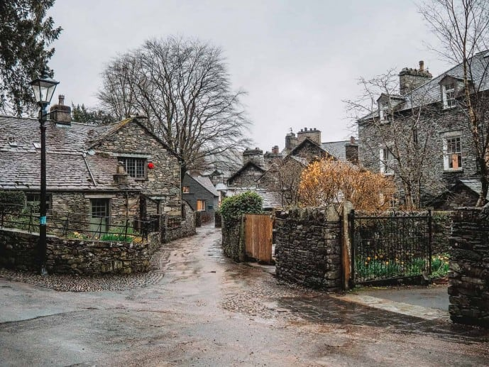 Town End Grasmere Wordsworth Trust