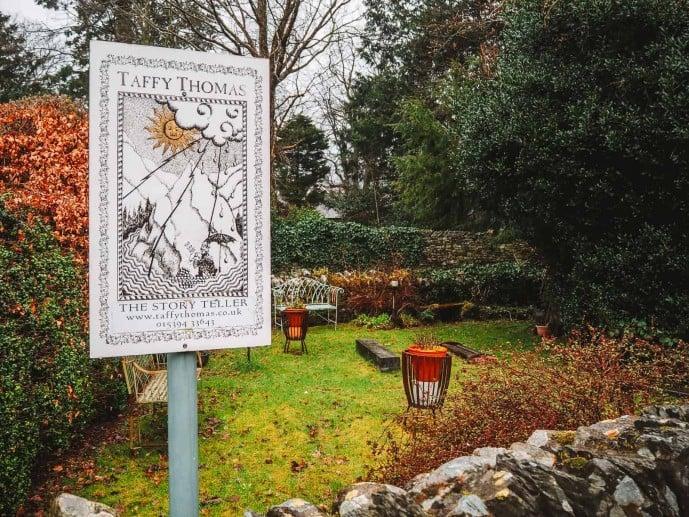 Grasmere Story Teller Garden