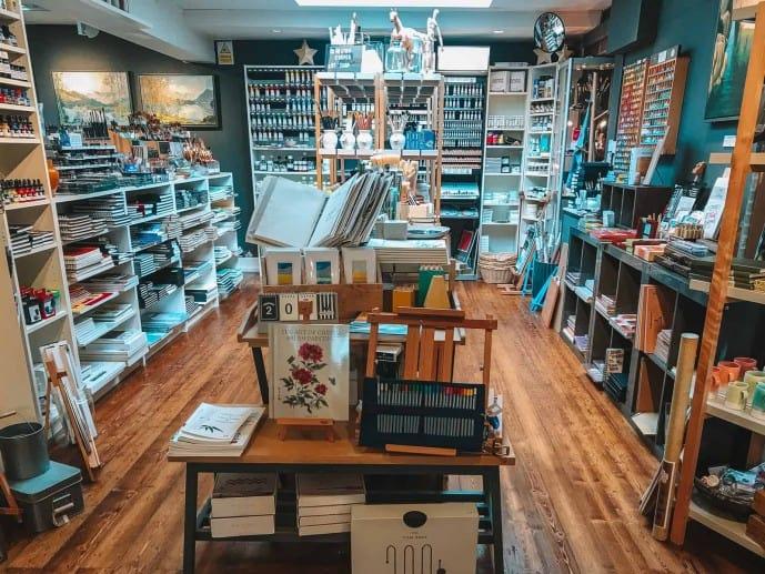 Heaton Cooper Studio Fine Art Shop