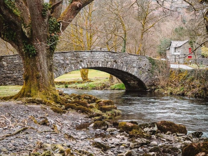 Rydal Bridge | Pelter Bridge | Things to do in Rydal