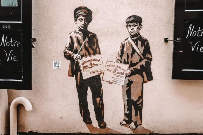 Jewish Ghetto vilnius   Things to do in Vilnius