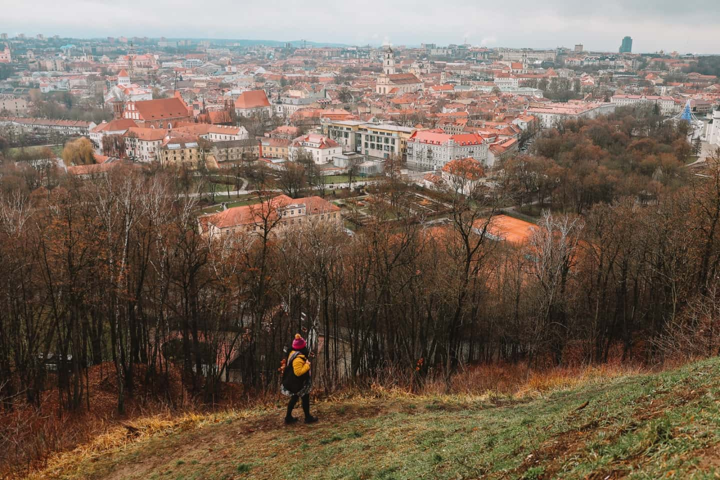 Three Cross Hill Vilnius | Vilnius Viewpoints