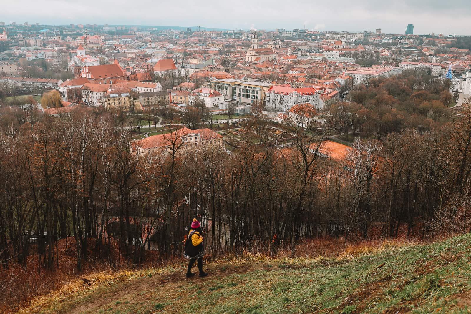 Three Cross Hill Vilnius | Vilnius Viewpoints