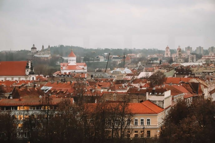 Viewpoints in Vilnius