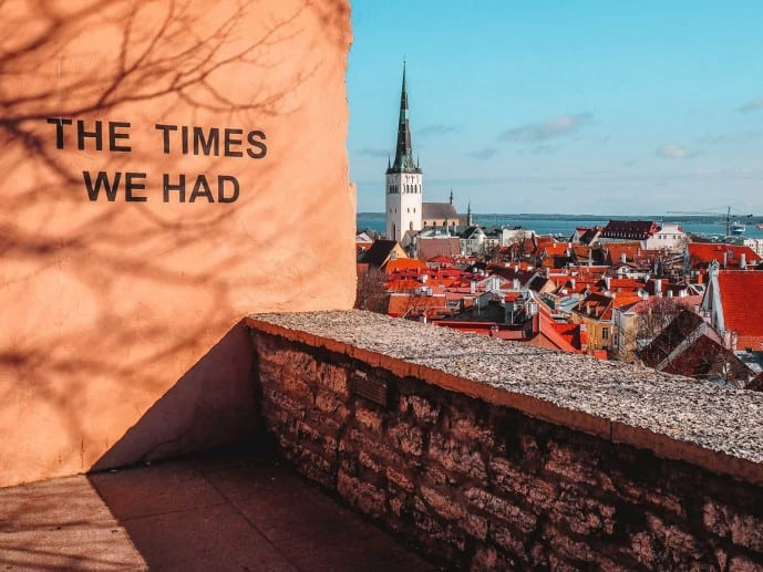 the times we had Tallinn Khotuotsa viewing platform