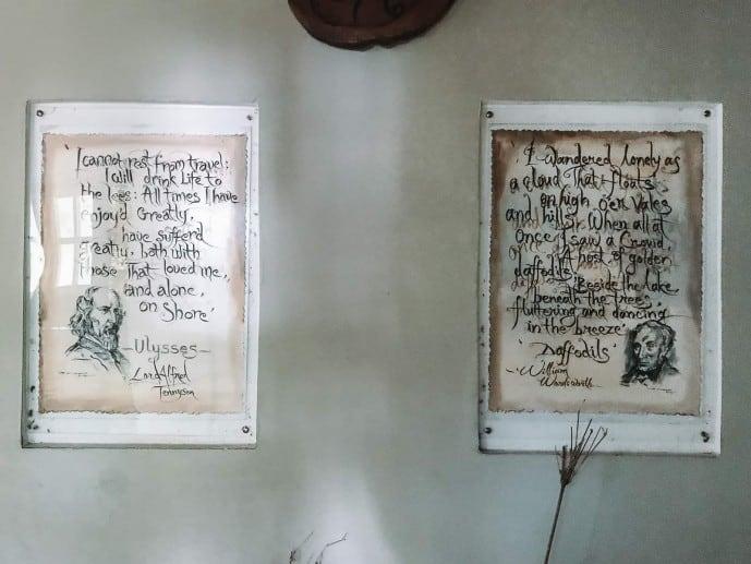 Mistletoe Munnar art gallery