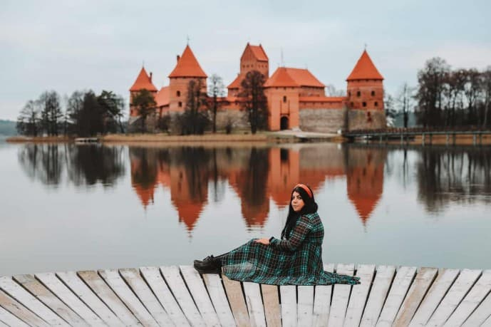 Trakai Island Castle | things to do in Trakai
