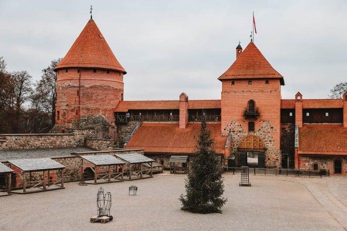 Vilnius Guided tours | Things to do in Trakai | Trakai Island Castle