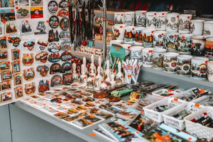 Trakai Souvenirs | Things to do in Trakai