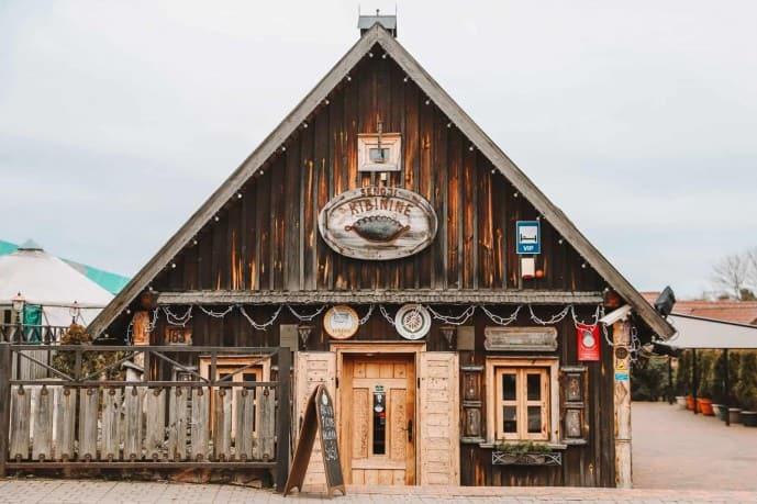 Senoji Kibinine Trakai Kibinai Pastry | where to eat in Trakai