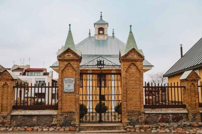 Karaite Kenesa | things to do in Trakai