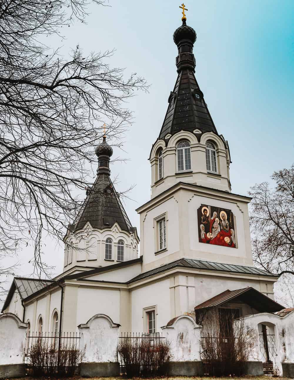 Russian Orthodox Church in Trakai
